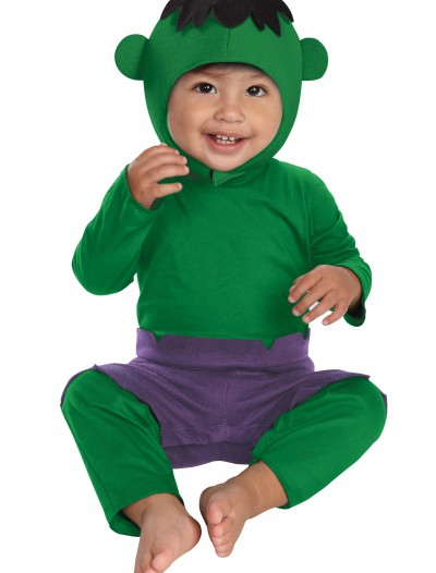 Infant Hulk Cutie Costume