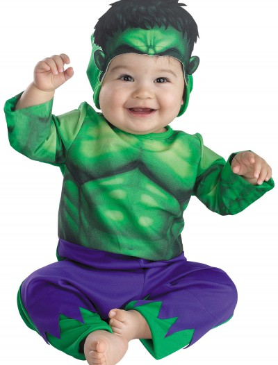 Infant Incredible Hulk Costume