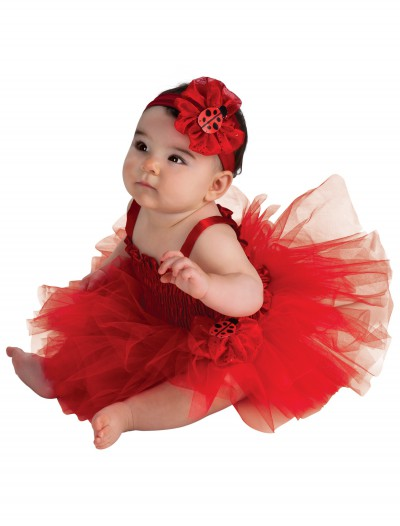 Infant Ladybug Tutu Dress