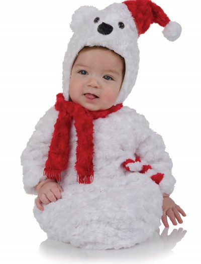 Infant Polar Bear Bunting