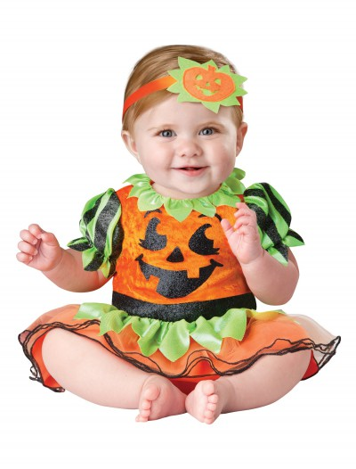 Infant Pumpkin Patch Princess Costume