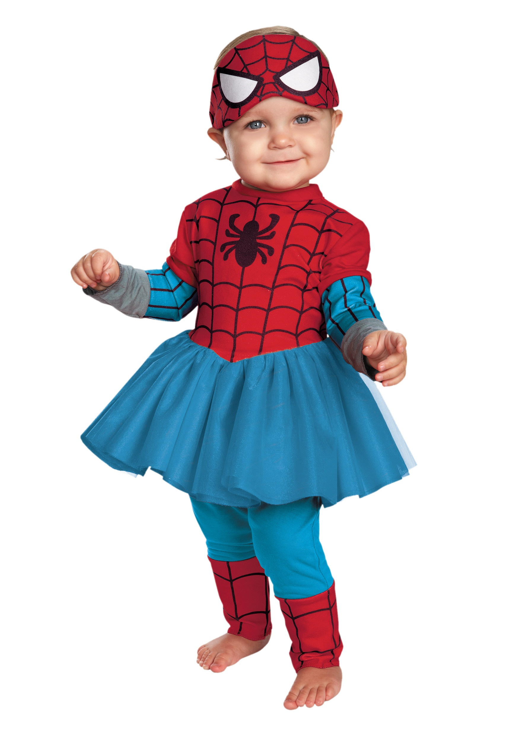 Infant Spider-Girl Cutie Costume