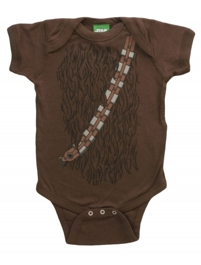 Infant Star Wars I am Chewbacca Costume Tee