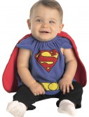 Infant Superman Deluxe Bib