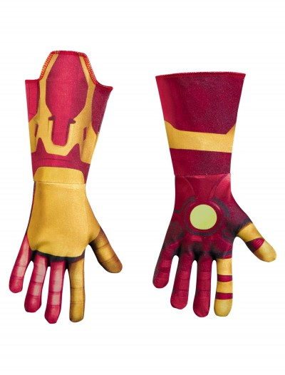 Iron Man Mark 42 Deluxe Child Gloves