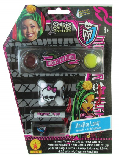 Monster High Jinafire Makeup Kit