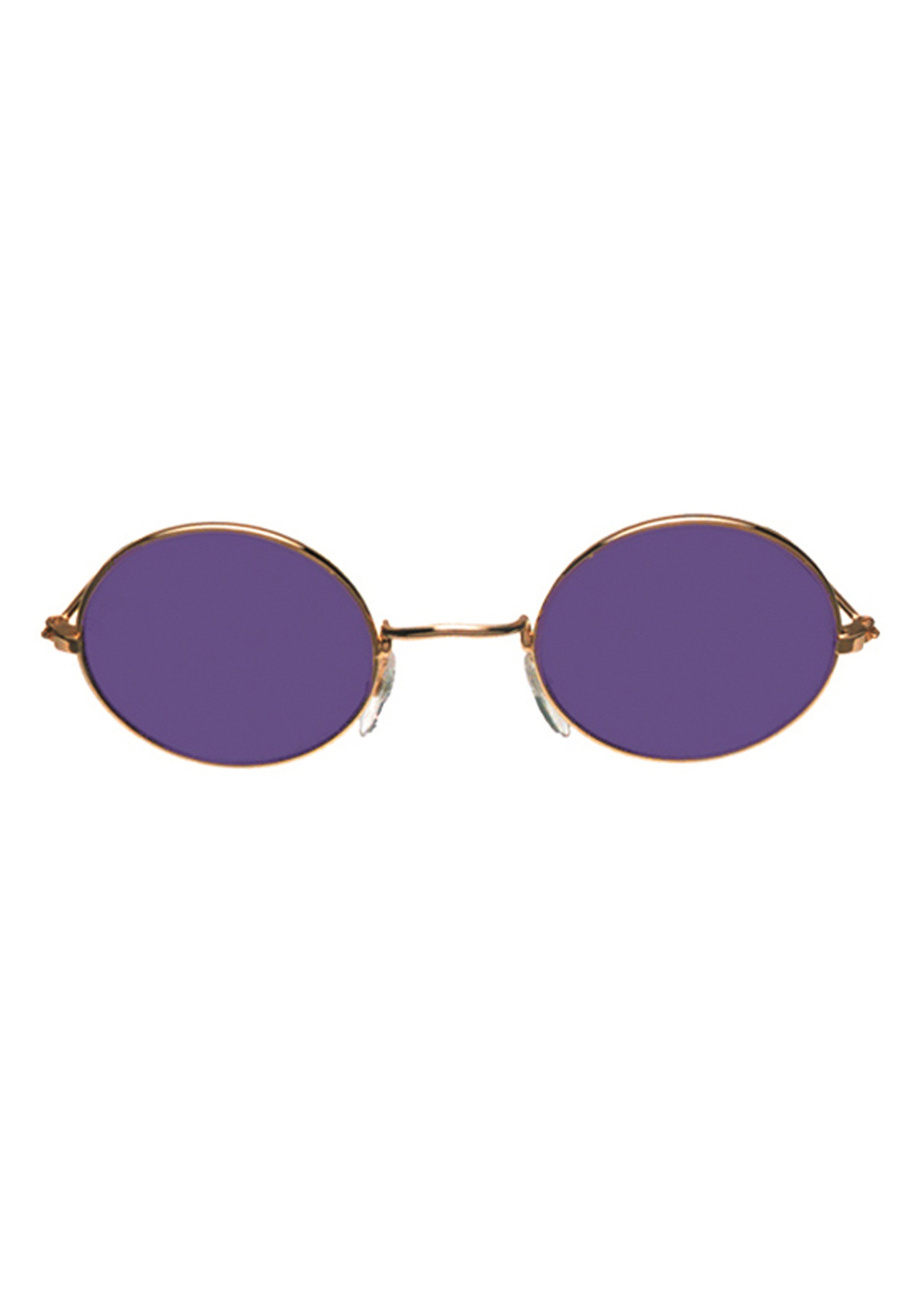 John Glasses Gold and Purple