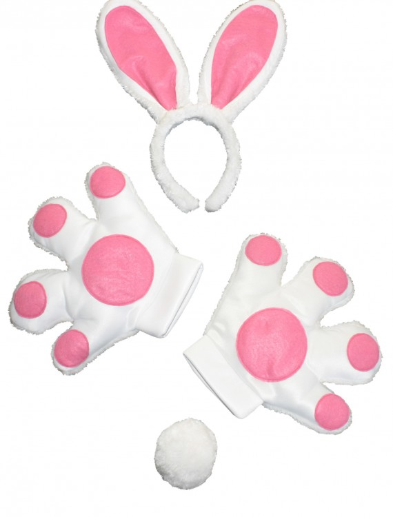 Jumbo White Bunny Kit