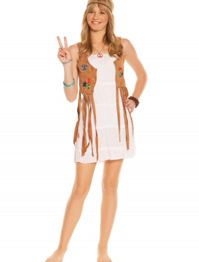 Junior Flower Child Costume