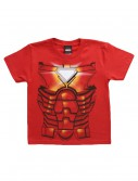 Juvy Iron Man Costume TShirt