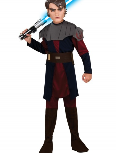 Kids Anakin Skywalker Clone Wars Costume