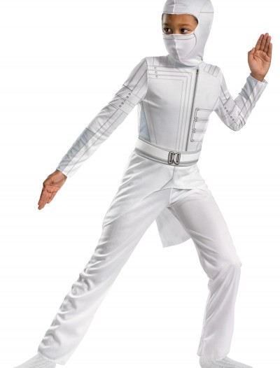 Kids Classic Storm Shadow Costume