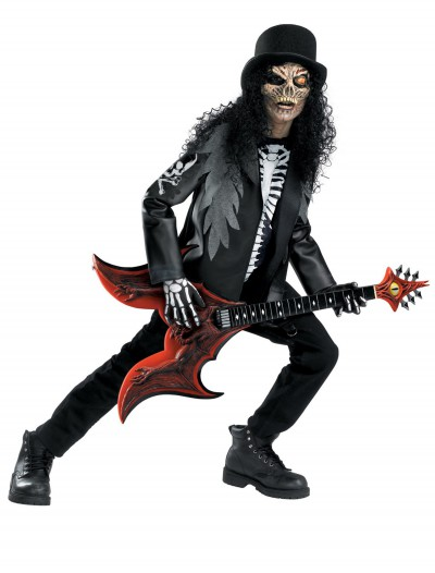 Kids Cryptic Rocker Costume