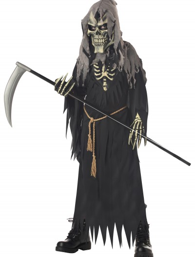 Kids Dark Messenger Costume