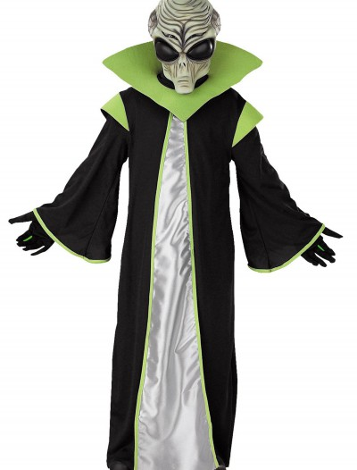 Kids Deluxe Alien Costume