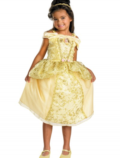 Kids Deluxe Belle Costume