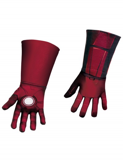 Kids Deluxe Iron Man Mark VII Gloves