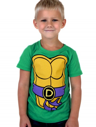 Toddler I Am Don TMNT Costume T-Shirt