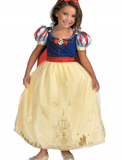 Kids Prestige Snow White Costume