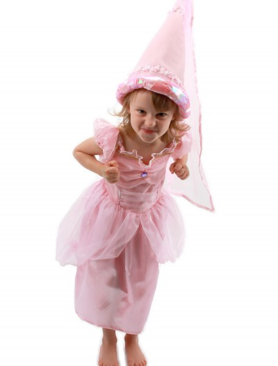 Kids Princess Pink Hat