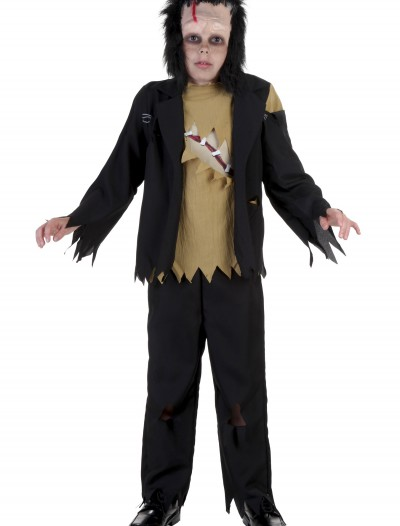 Kids Reanimated Monster Costume