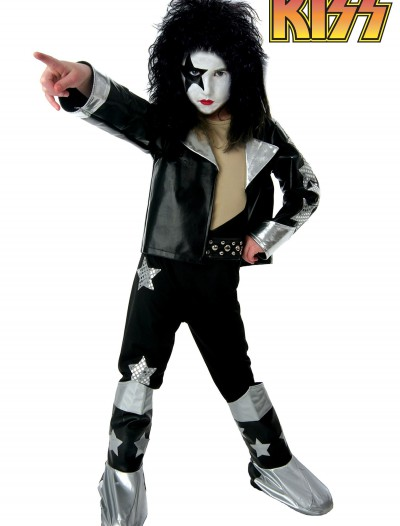 Kids Starchild KISS Costume