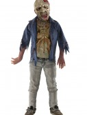 Kids Walking Dead Zombie Costume