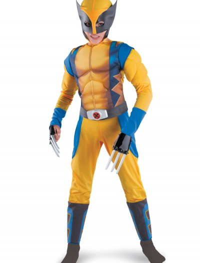 Kids Wolverine Origins Costume