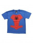 Kids Youth Spider-Man Costume TShirt