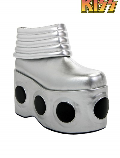KISS Rock the Nation Spaceman Boots