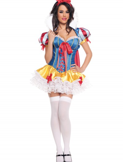 Lacy Sassy Snow White Costume