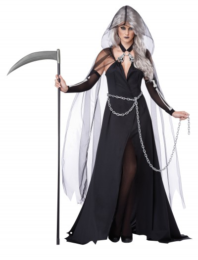 Women's Lady Reaper Costume