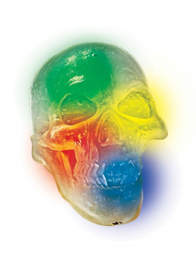 Light Up Indiana Jones Crystal Skull