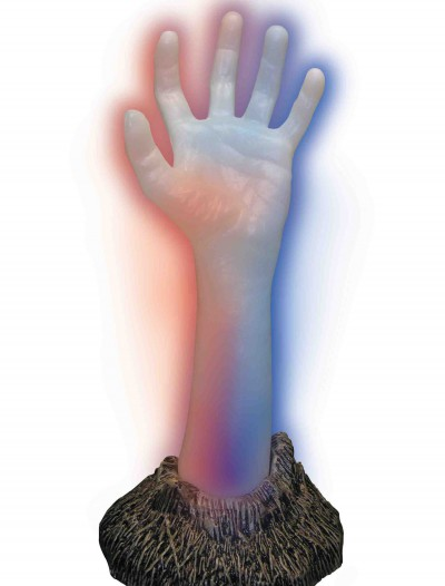Light-Up Zombie Hand