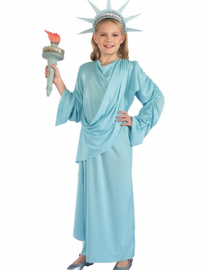 Lil Miss Liberty Child Costume