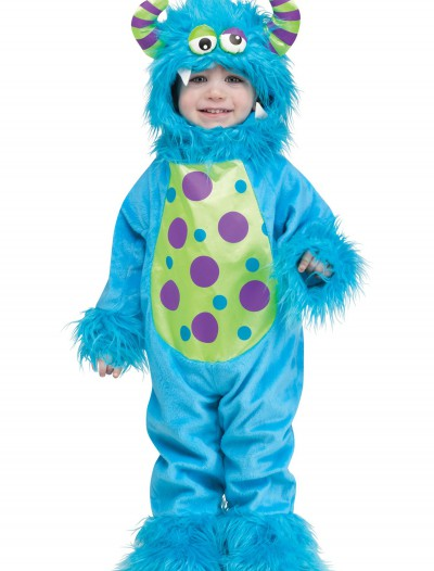 Li'l Monster Blue Costume