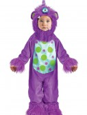 Li'l Monster Purple Costume
