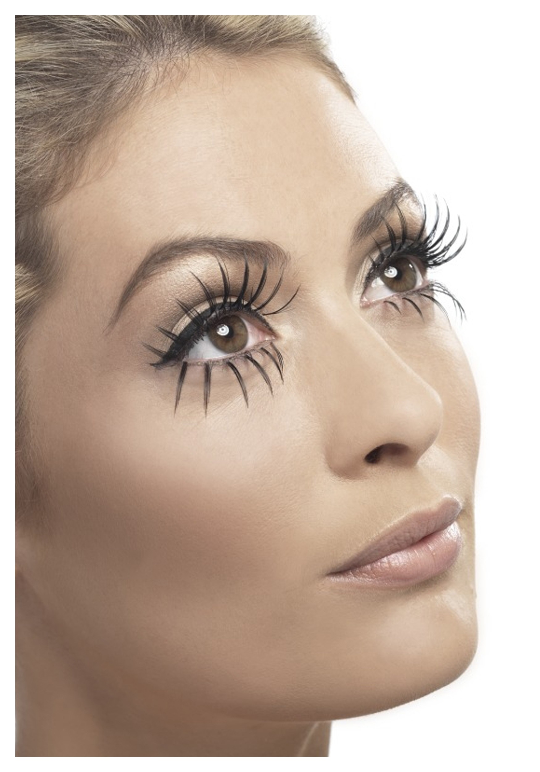 Long Black Eyelashes