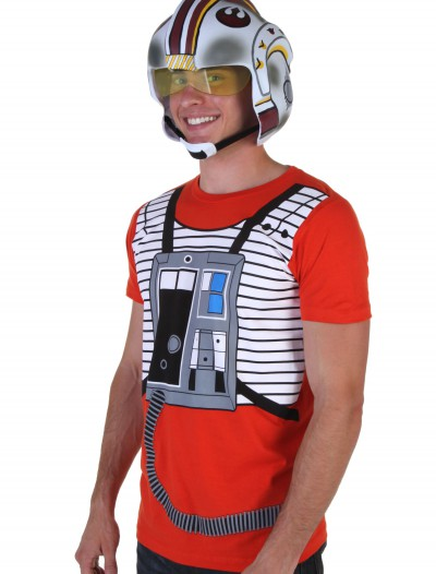 Luke Flight Suit Costume T-Shirt