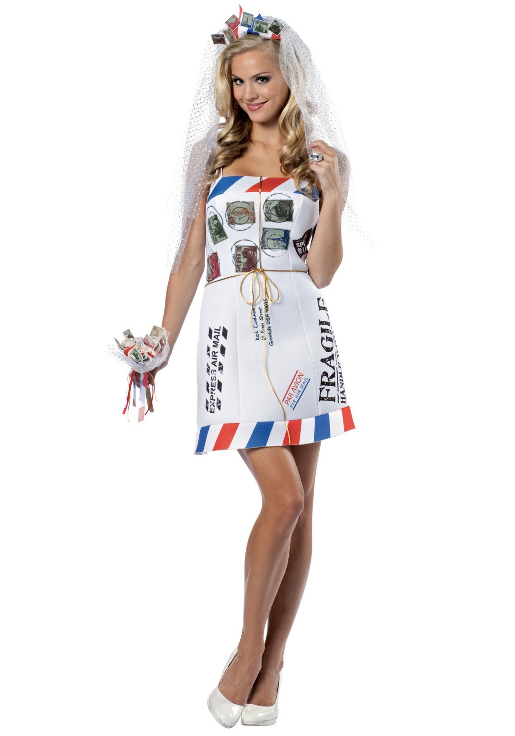 Mail Order Bride Costume