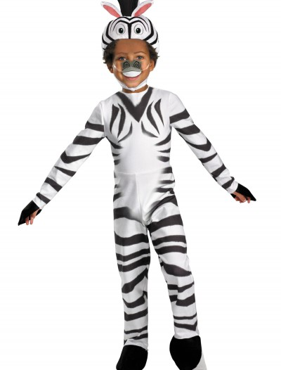 Marty the Zebra Costume