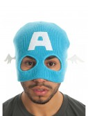 Marvel Captain America Half Mask Knit Beanie