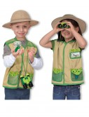 Melissa and Doug Backyard Explorer Costume