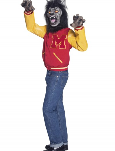 Mens High School Werewolf Costume