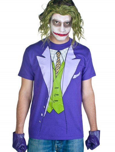 Men's Joker Costume T-Shirt
