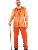 Mens Orange Tuxedo Costume TShirt