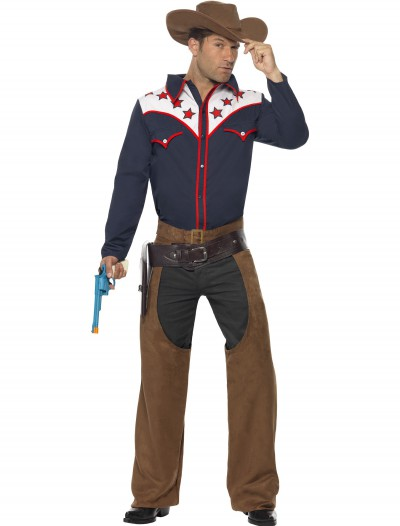 Men's Rodeo Cowboy Costume