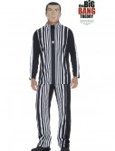 Men's Sheldon Doppler Effect Costume