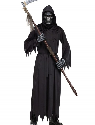 Men's Skeleton Ghoul Costume