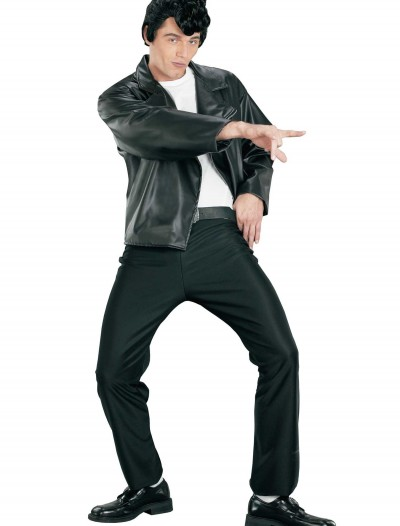 Adult 50's Greaser Jacket